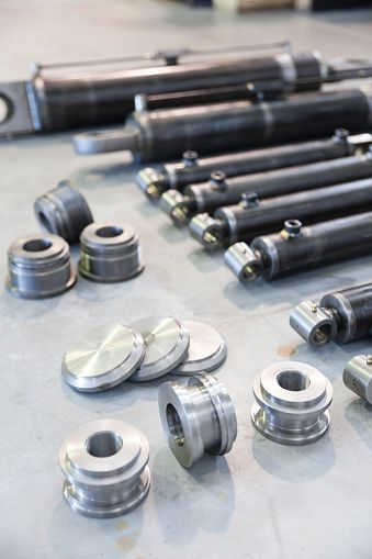 Hydraulic Parts - ARD Industries
